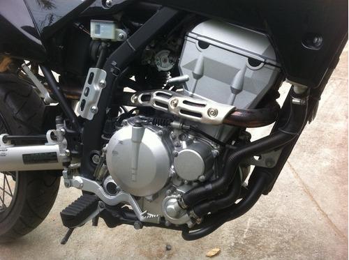 peças do motor e arrefecimento kawasaki d-tracker x 250 2010
