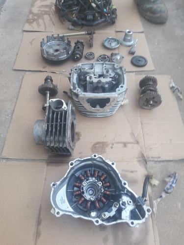 peças do motor fan 160 16/17