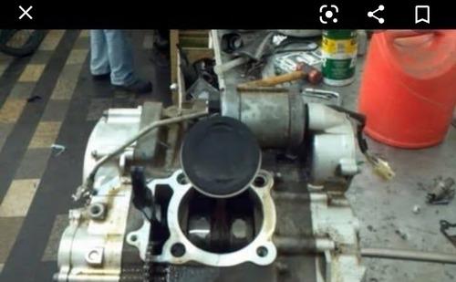 peças do motor feizer ou lander 250