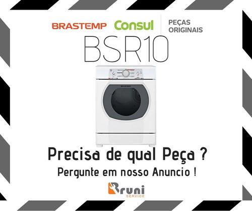 peças e acessorios  secadora brastemp bsr10