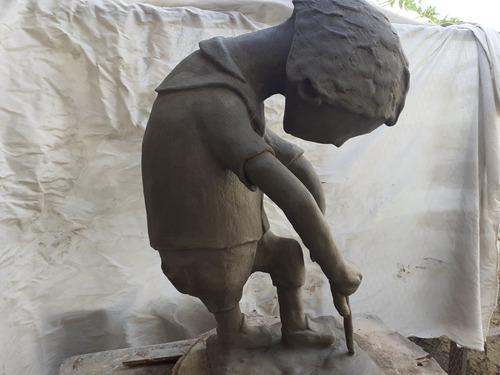 peças esculpida em cimento  peças  unica