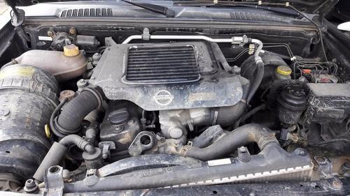 peças frontier 2.8 motor cambio diferencial cabine...