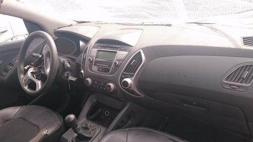 peças hyundai ix 35 2.0 2011 (sucata) - nevada auto peças