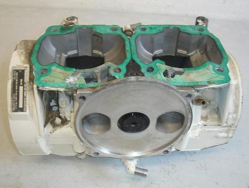 peças jet ski - bloco do motor sea doo 800 cc - 110hp