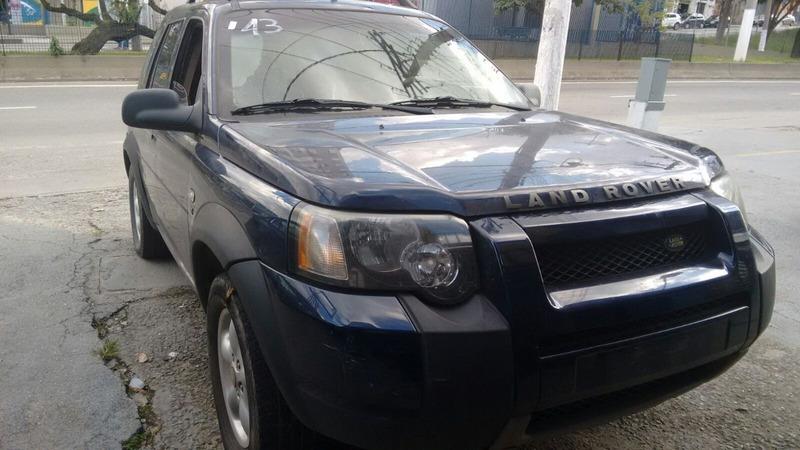 peças land rover freelander 1 v6 06 auto nevada auto peças
