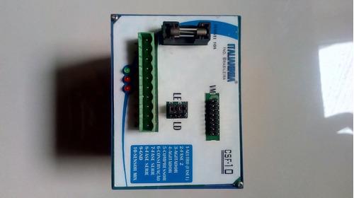 peças maquina italianinha usada