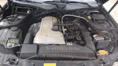 peças mercedes c180 1.8 tiptronic 2002 nevada auto peças