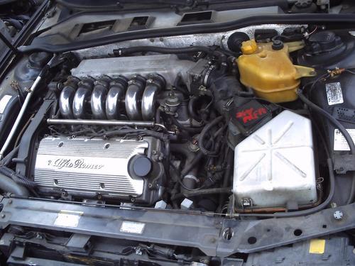 peças p/ alfa romeo 164 24v motor cambio farol chicote etc