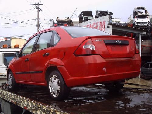 peças p/ ford fiesta mangueira alavanca cambio freio mao tbi