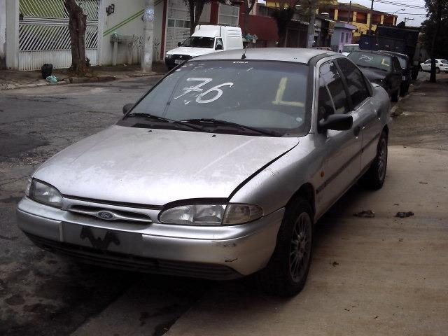 peças p/ ford mondeo sedan motor cambio cabeçote farol vigia