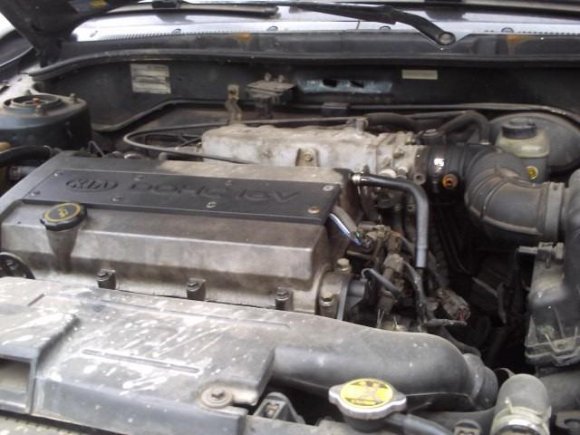 peças p/ kia sephia 99 motor cambio manual vidro parachoque
