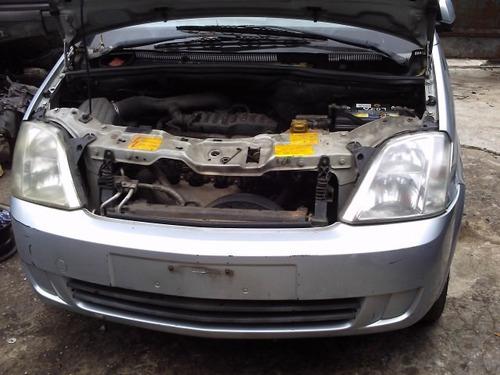 peças p/ meriva motor cambio porta lateral teto tbi consulte