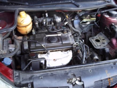 peças p/ peugeot 206 coletor bico tni sensor quadro agregado