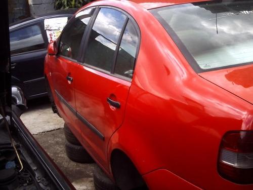 peças p/ polo sedan miolo chave seta compressor ar kit code