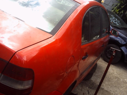 peças p/ polo sedan partida motor arranque parachoque porta