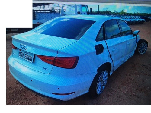 peças para audi a3 sedan 1.4t 2015 sucata - rafihi import's