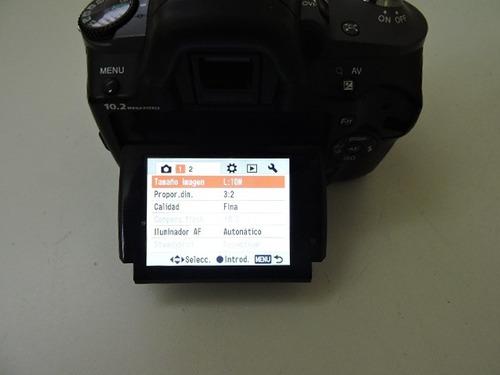 peças para câmera fotográfica sony alpha 330
