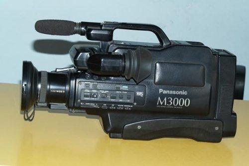 peças para filmadora panasonic m3000 - desmanchando