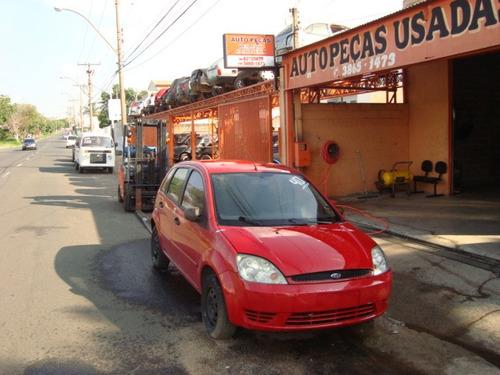 peças para ford fiesta 1.0 supercharger, sucata de fiesta 05