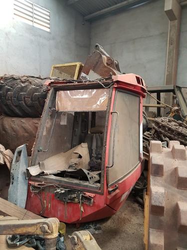 peças para harverster komatsu 941