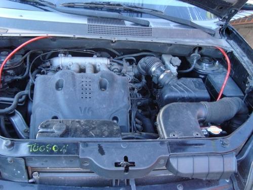 peças para hyundai tucson v6 2.7 automatica lataria motor