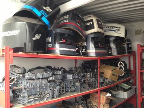 peças para jet ski e motores de popa novas e seminovas
