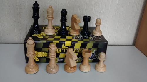 peças para jogo de xadrez oficial