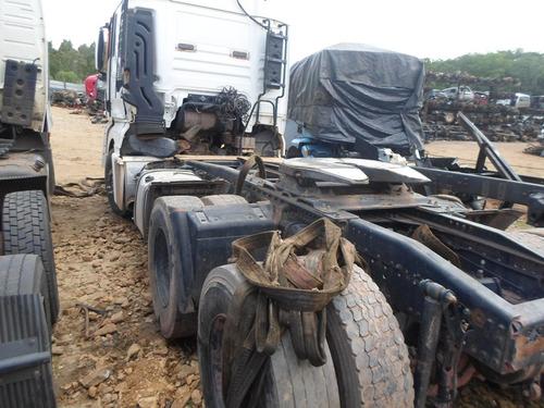 peças para man tgx 29.440 usado e avariado