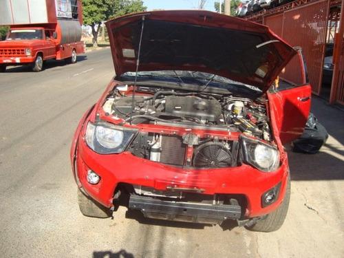 peças para mitsubushi triton l200 3.2 diesel, motor, cambio