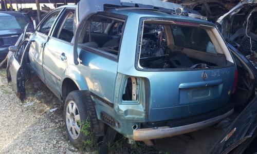 peças para passat sedan e variant 1999 sucata completa