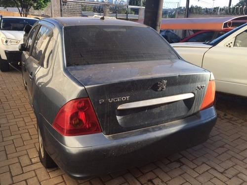 peças para peugeot 307 sedan 2007 2.0 automatico - sucata