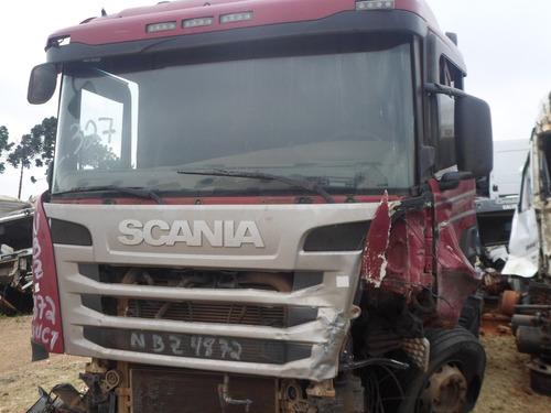 peças para scania r440 a 6x2 usado