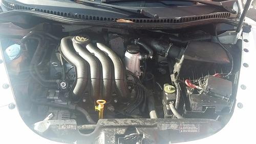peças para sucata  de vw/new beetle 2.0 motor, cambio, lata