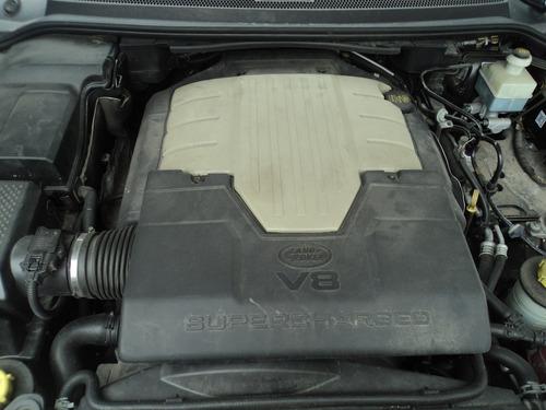 peças range rover sport v8 gasolina 2008 sucata