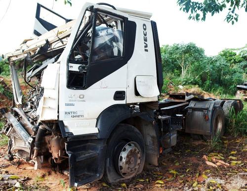 peças sucata caminhão iveco stralis 480 800 s48 2012 2013 14