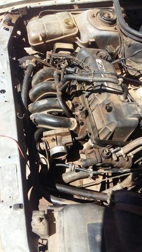 peças sucata desmontando ford escort zetec perua 1.6 8v