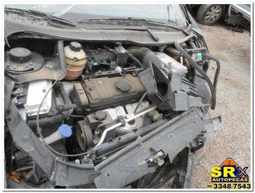 pecas sucata peugeot 206 presence motor 1.4 8v2006 peças