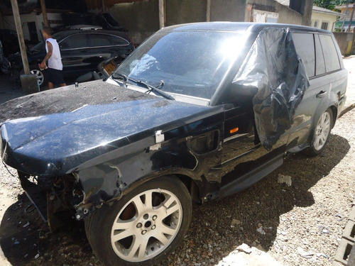 peças sucata range rover sport hse diesel 2007