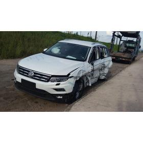 Peças Volkswagen Tiguan 2018  Motor Caixa De Cambio Sucata