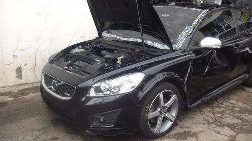 peças volvo c30 t5 2.5 230 cv aut motor cambio acabamentos