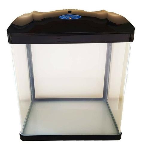 pecera, acuario 25 litros,led,filtro +envío gratis