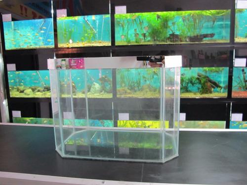 pecera de vidrio 40x30x20 4mm