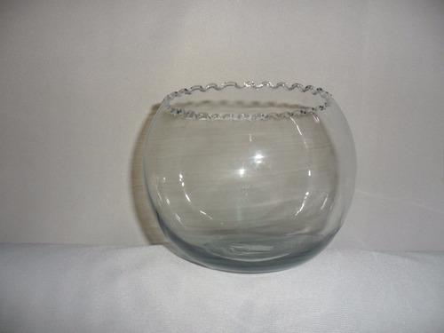 pecera de vidrio del # 5 buena calidad lote de 100 piezas