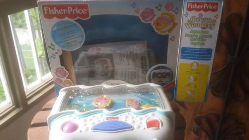 pecera fisher price