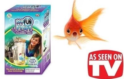 peceras acuarios my fun fish tank  de iniciacion **elite**