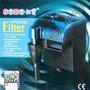 Filtro De Acuario Wp-607h Tipo Mochila 600 Litros/hora Peces