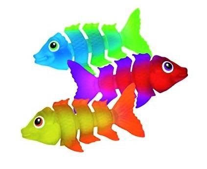 peces acuáticos swimways: sumergibles fish styx