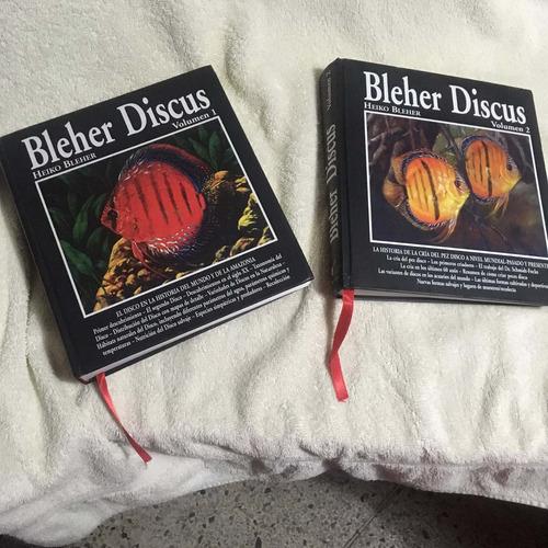 peces discos de heiko bleher libro 1 y 2 en español