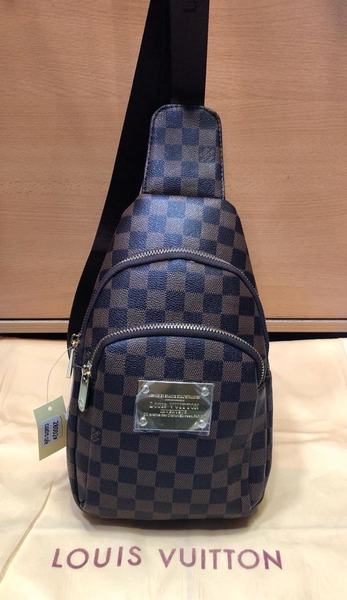 mejores zapatillas de deporte 8d682 436b6 Pechera Bandolera Louis Vuitton