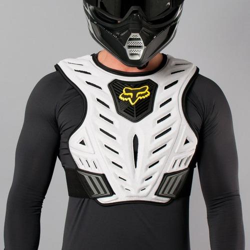 pechera enduro motocross fox blanda sub frame s solomototeam